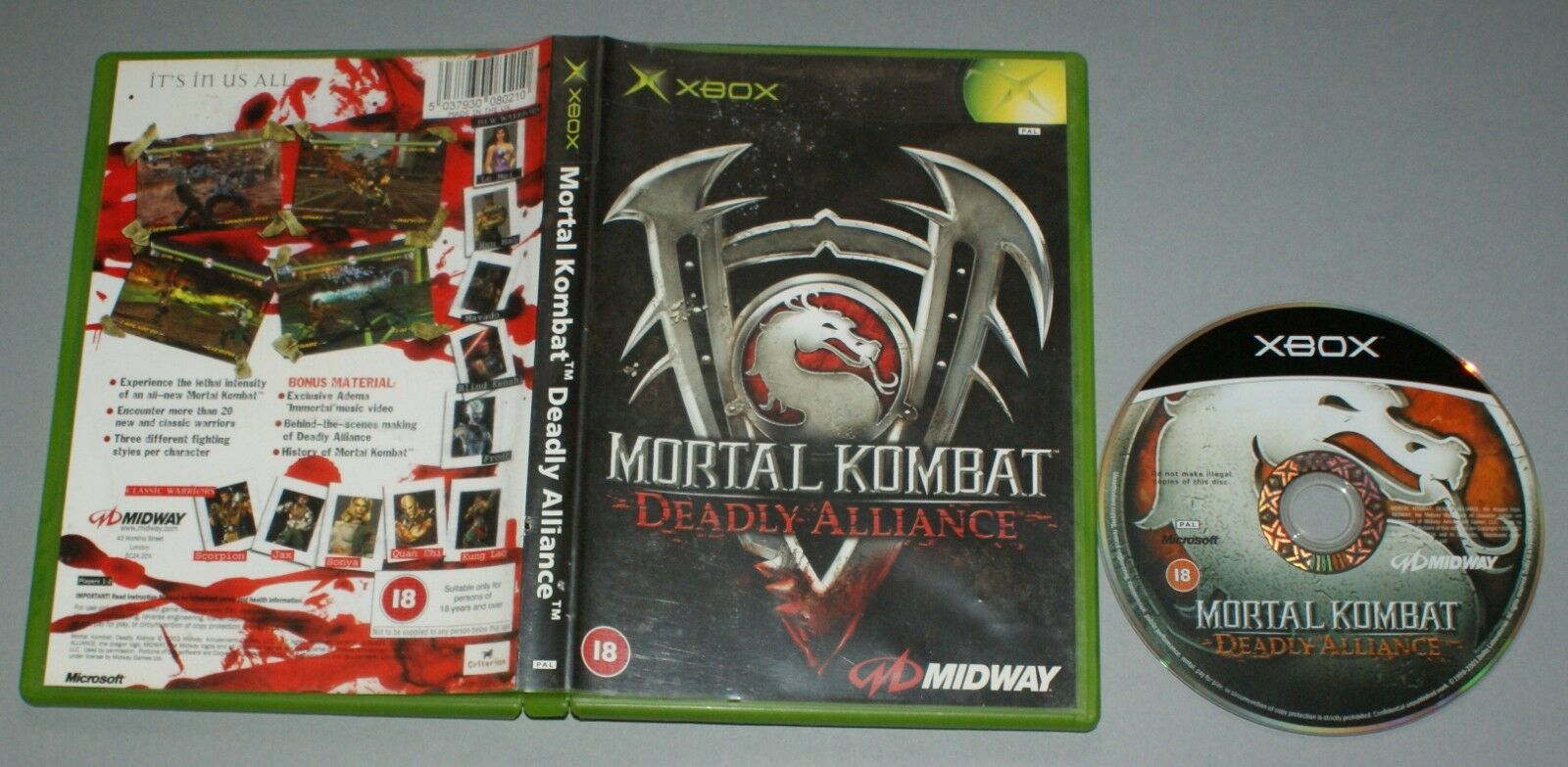 Mortal Kombat Deadly Alliance - £3 99 - EveryBitGaming