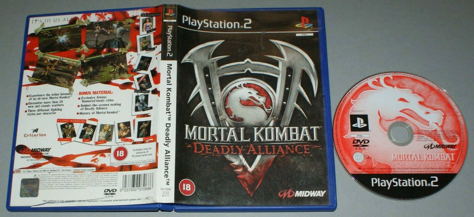 Mortal Kombat Deadly Alliance - £4 99 - EveryBitGaming